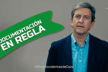 Campaña de prevención y seguridad STOP ACCIDENTES DE CAZA