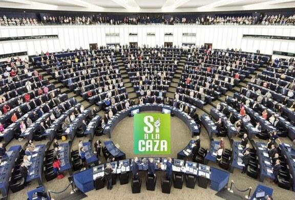 El Parlamento Europeo defiende a cazadores y taurinos frente al animalismo