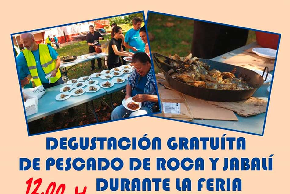 El sábado Feria de la caza y la pesca en Muskiz