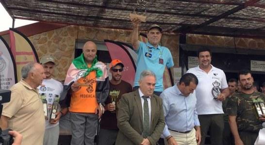 Éxito del primer Campeonato de España de caza menor con perro para cazadores adaptados