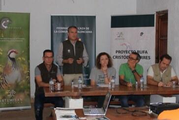 Un coto valenciano, elegido para participar en el innovador proyecto RUFA