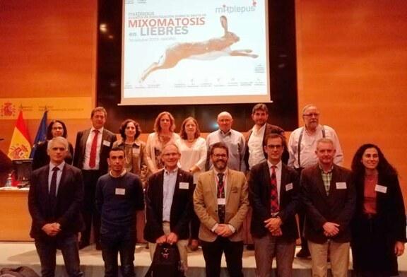MIXOlepus destaca el compromiso y el trabajo del sector de la caza en la lucha contra la mixomatosis