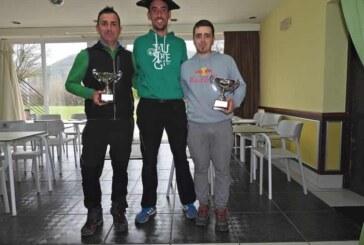 Egoitz Céspedes se hizo con la III Copa de Euskal Herria de Becadas
