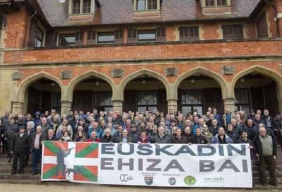 Modifican la Ley de Caza de Euskadi para intentar cerrar la caza en Ulia