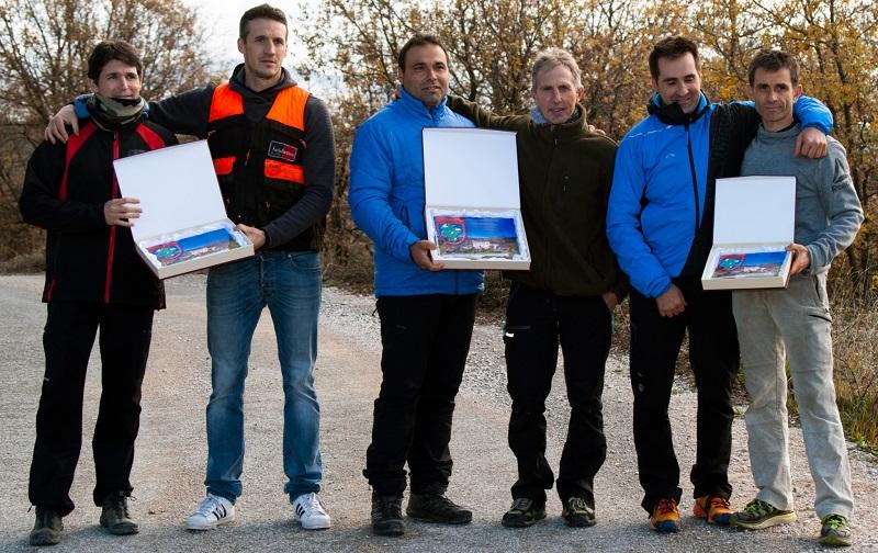Esain ganador del Campeonato de Navarra de Becadas 2019