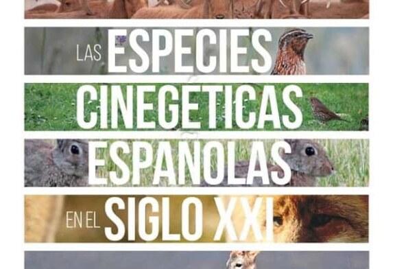 """Relativa a la presentación del libro """"Las especies cinegéticas  españolas en el siglo XXI"""""""
