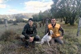 El cazador y las becadas
