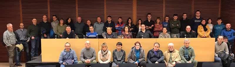 ENBA muestra su respaldo a los 16 cargos y técnicos que votaron a favor de una pista de Aralar