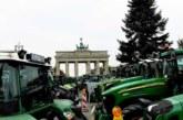 Movilizaciones de agricultores en Alemania, Francia y Holanda