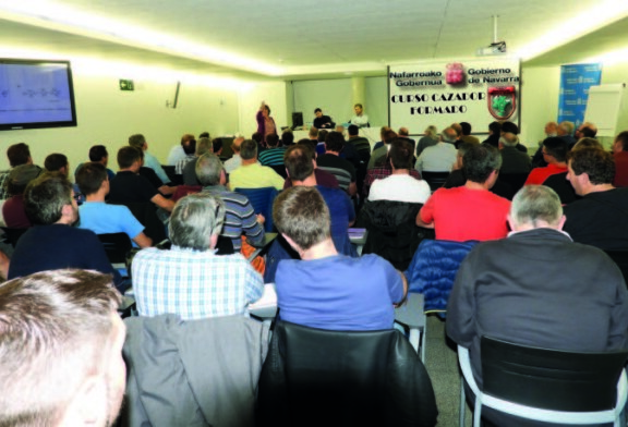 La Escuela de Caza potenciará la formación de los cazadores en Navarra