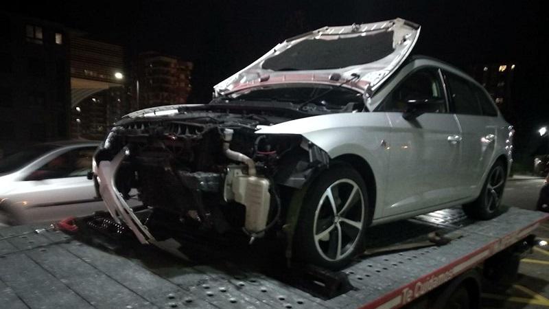 La carta de un conductor que sufrió un accidente con un jabalí a la entrada de Oviedo