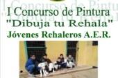 I Concurso de pintura «Dibuja tu Rehala». Jóvenes Rehaleros A.E.R.