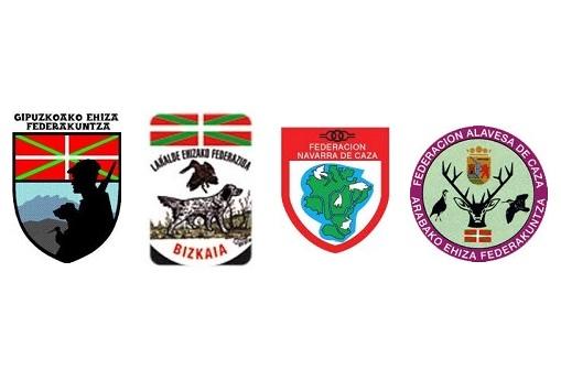 Las federaciones de caza vizcaína, guipuzcoana y navarra continúan ofreciendo atención telemática a los cazadores