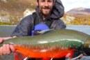 Destinos de pesca: la pesca en la isla kodiak