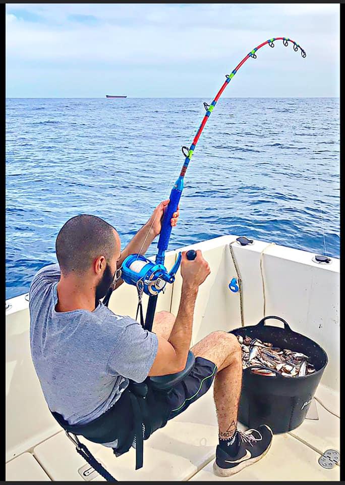 Pescador deportivo estalla contra el Gobierno de España por la prohibición de la pesca del atún rojo