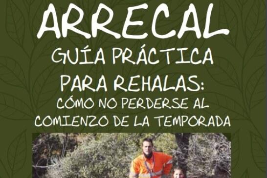 """ARRECAL presenta la """"Guía práctica para rehalas 2020"""""""