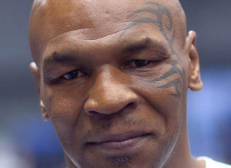 Tyson abandona el vegamismo y elige la carne de caza para su vuelta al boxeo