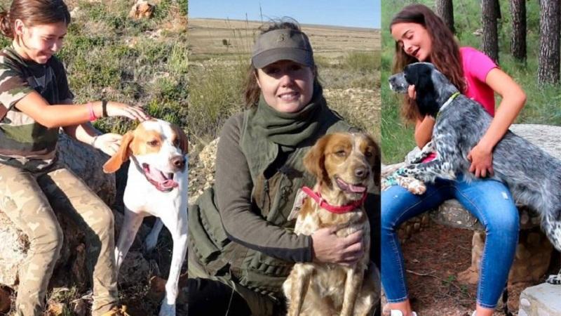 Asociación animalista pide la prohibición del uso de perros para la caza. Estas son sus razones surrealistas
