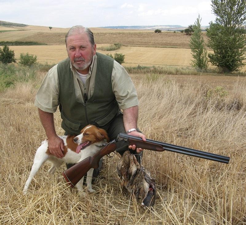 Santiago Iturmendi, reelegido por abrumadora mayoría presidente de la federación de caza de castilla y león.