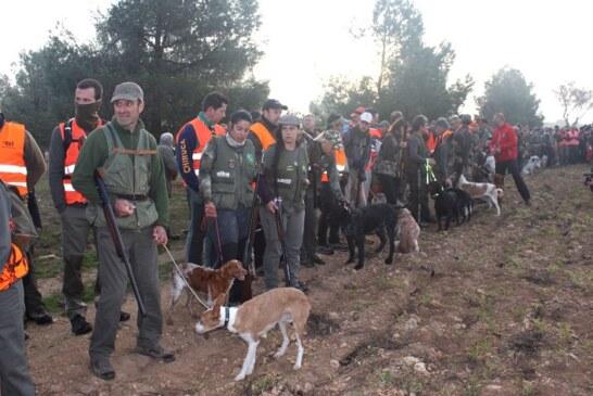 Las competiciones oficiales de caza se retomarán a partir del 15 de enero de 2021