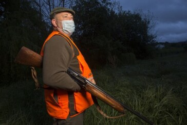 La Covid-19 provoca un descenso de entre el 20% y el 44% de los permisos de caza expedidos en 2020