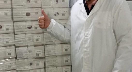 El proyecto 'Carne de Caza Solidaria' entrega más de 1.000 kilos de este producto al Banco de Alimentos de Córdoba