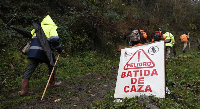 La supresión de la caza deja sin ingresos a los ayuntamientos y pedanías de Picos de Europa