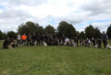 Comienza en Castillejo de Robledo (Soria) el Curso de Instructor-Adiestrador de Perros de Caza 2021