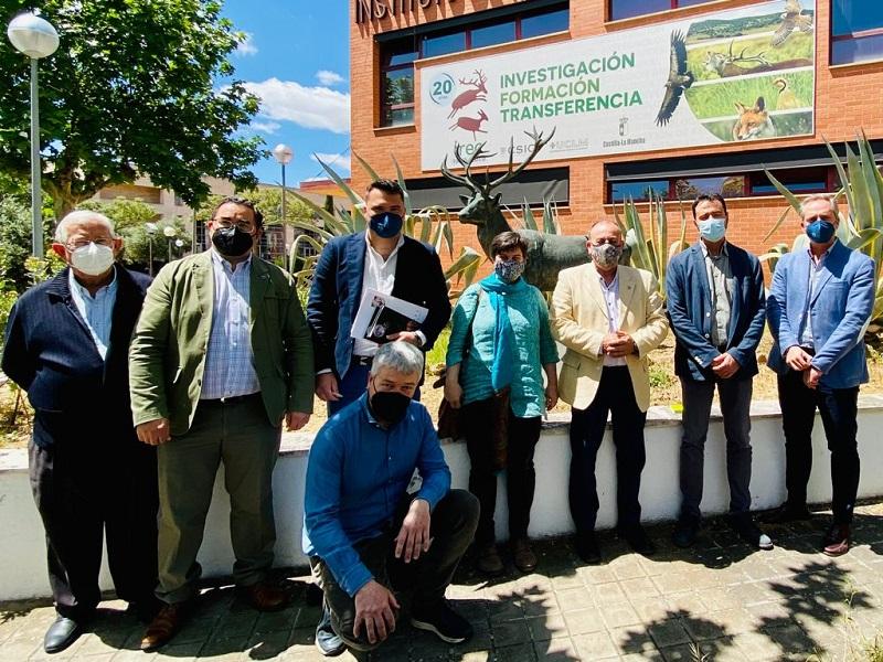 El IREC valora el Plan de Caza Sostenible de la tórtola presentado por la RFEC al Ministerio de Agricultura
