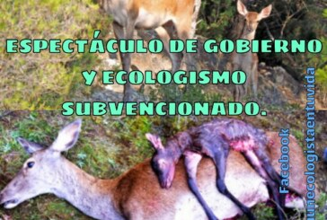 Manuel Gallardo exige la modificación de la Ley de Parques Nacionales a Teresa Ribera