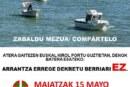 Los pescadores recreativos de mar en pie de guerra