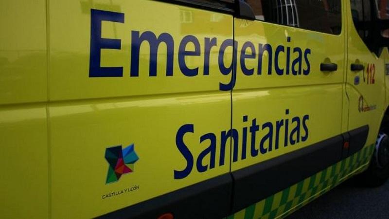 Atendido un menor de cuatro años tras la colisión de un vehículo con un jabalí en Salamanca