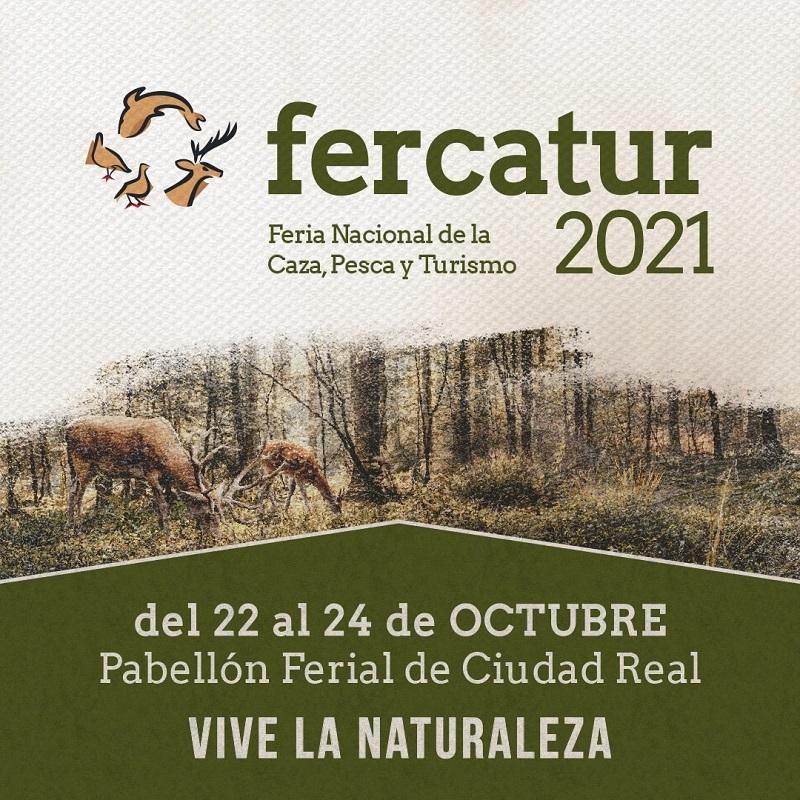 Fercatur 2021 se celebrará del 22 al 24 de octubre