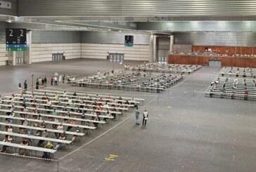 Récord de participación en una convocatoria al examen del cazador en Euskadi