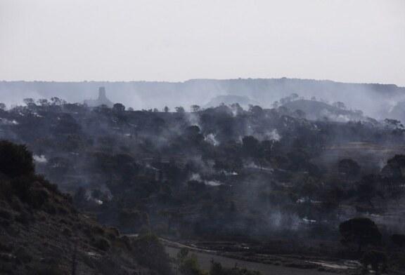 Los incendios forestales y su relación con la altura mínima de corte de las cosechadoras y empacadoras de cereal