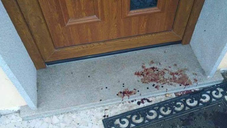 Los lobos matan a un perro en la puerta de una casa en Ourol con dos niños dentro