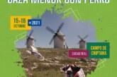 El VIII Campeonato de España Femenino de Caza Menor con Perro se celebrará en Campo de Criptana