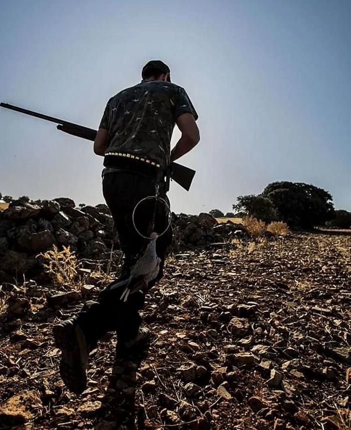 La prohibición de cazar tórtolas condiciona la media veda
