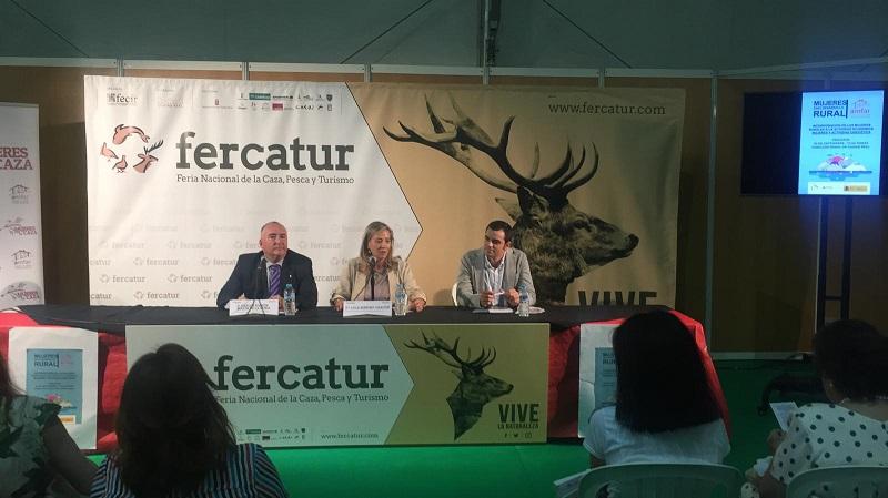 El presente y el futuro de la caza, la ecología reproductora de la tórtola y el papel de la mujer en la caza, centrarán las ponencias de Fercatur 2021  Copia