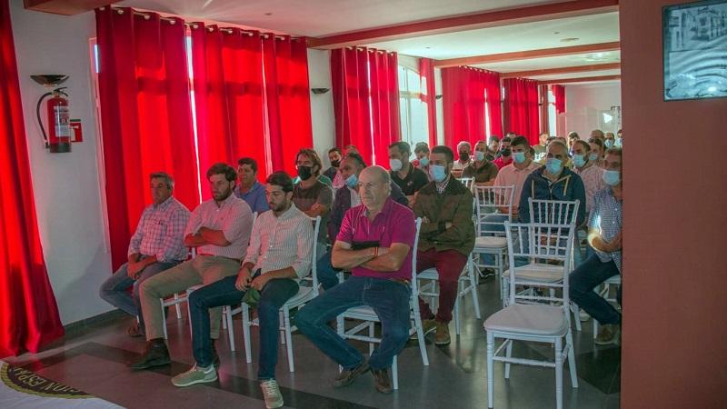 Sesión informativa en Alcalá de los Gazules (Cádiz)